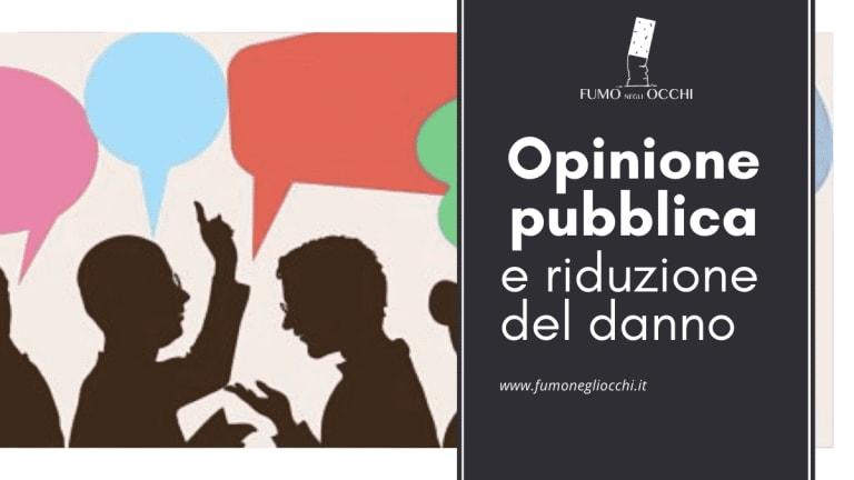 opinione pubblica