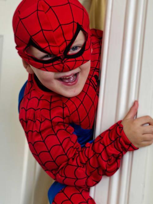 Annniversaire Spiderman