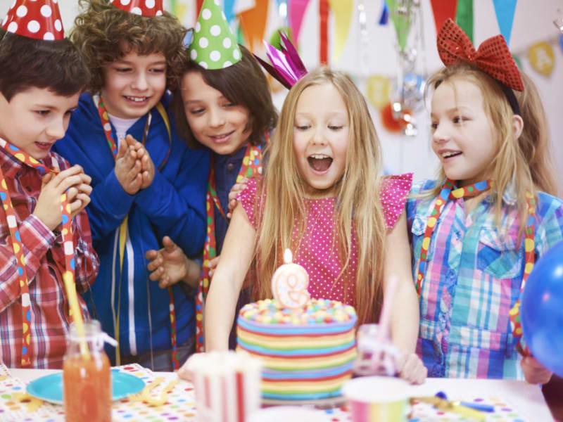 organiser anniversaire enfant