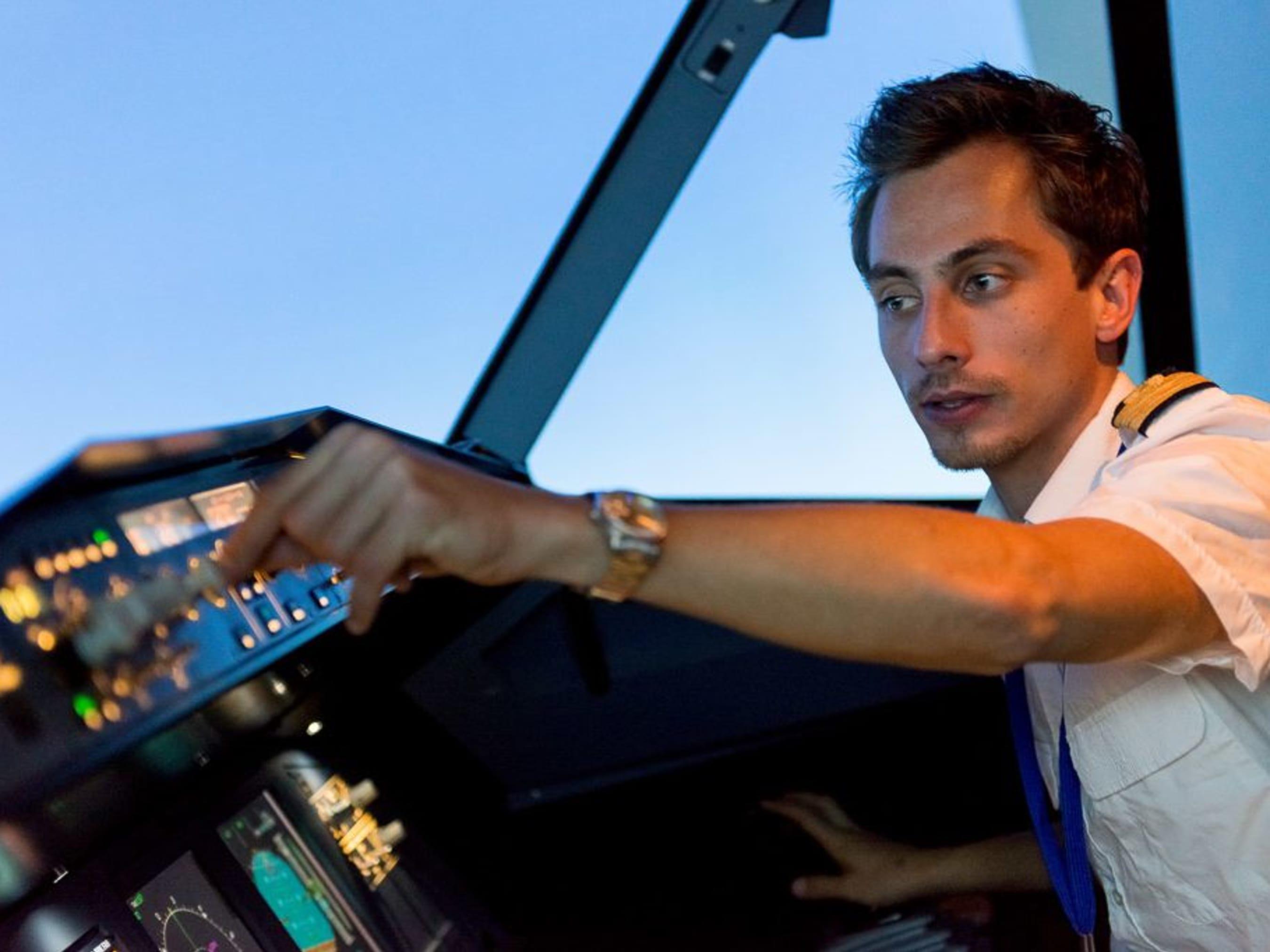 Stage anti-stress en avion sur simulateur à Paris
