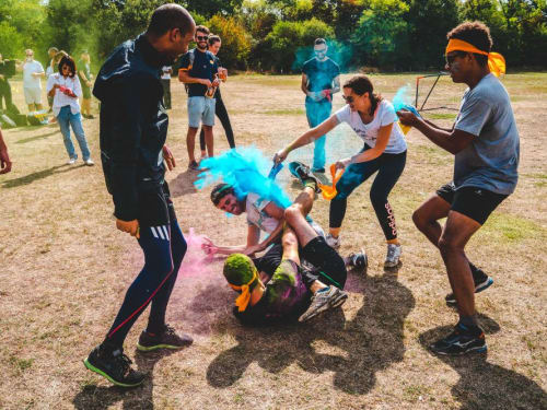 Team Building Olympiade