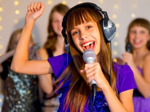 Anniversaire Karaoke