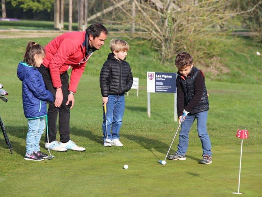 Anniversaire Golf 5-16 ans à Mérignac (33)