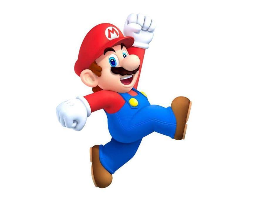 Anniversaire Super Mario 6-9 ans à domicile (IDF)