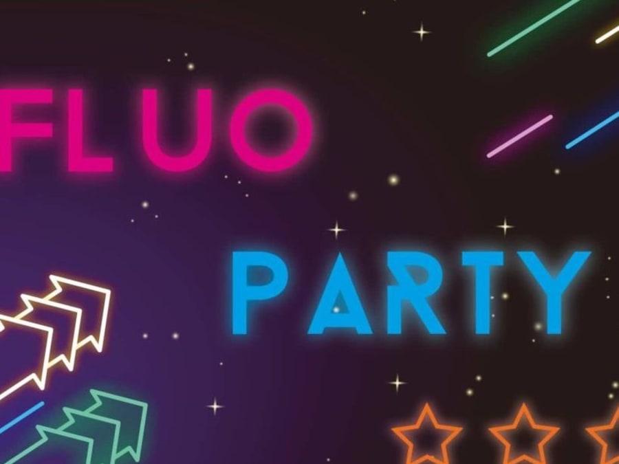 Anniversaire Fluo Party 3-12 ans à domicile