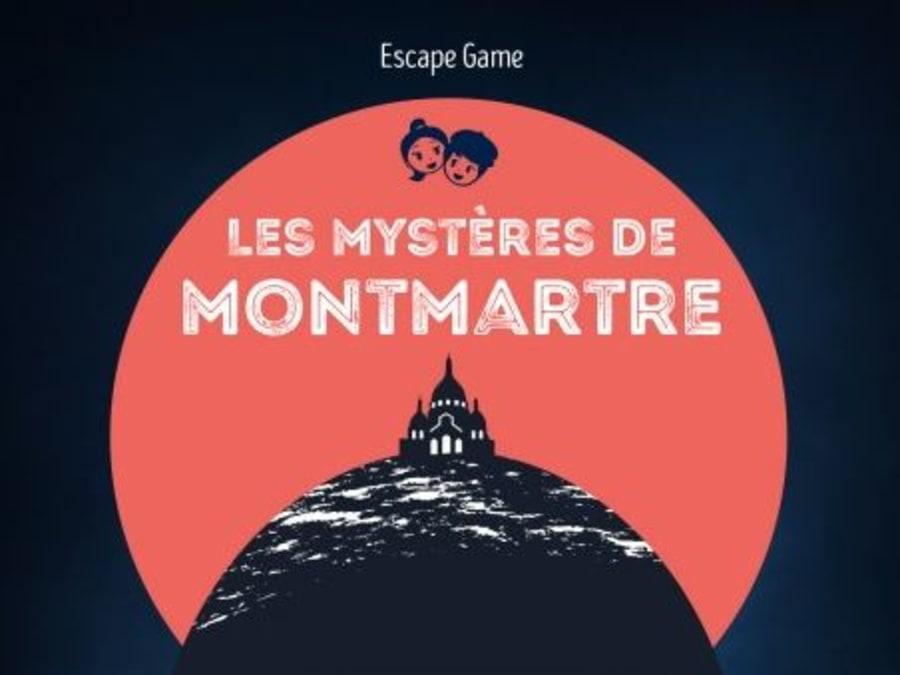 Escape Game enfants : Les mystères de Montmartre à Paris 18e