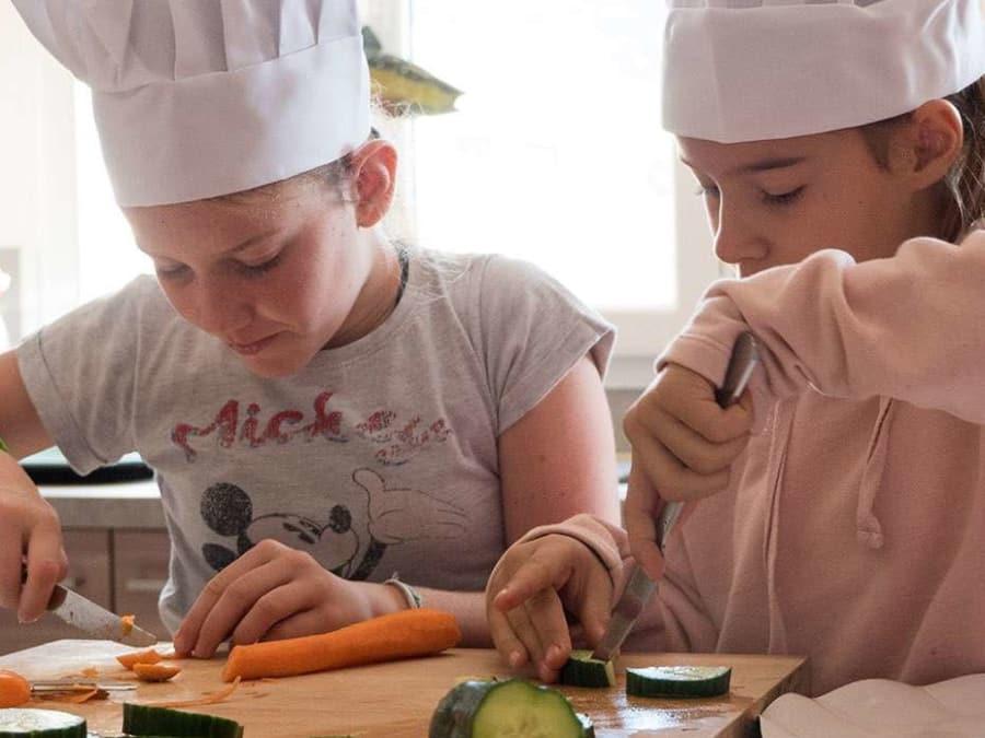 Anniversaire Cuisine : Créativité au menu 3-12 ans (83 & 06)