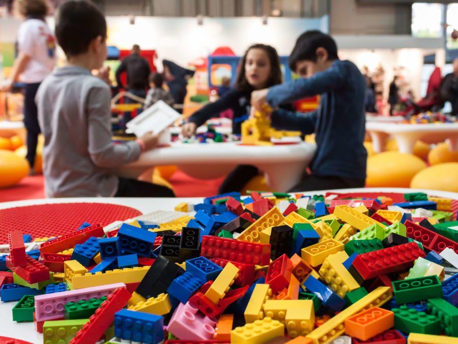 Atelier créatif LEGO® pour enfants en entreprise (31)