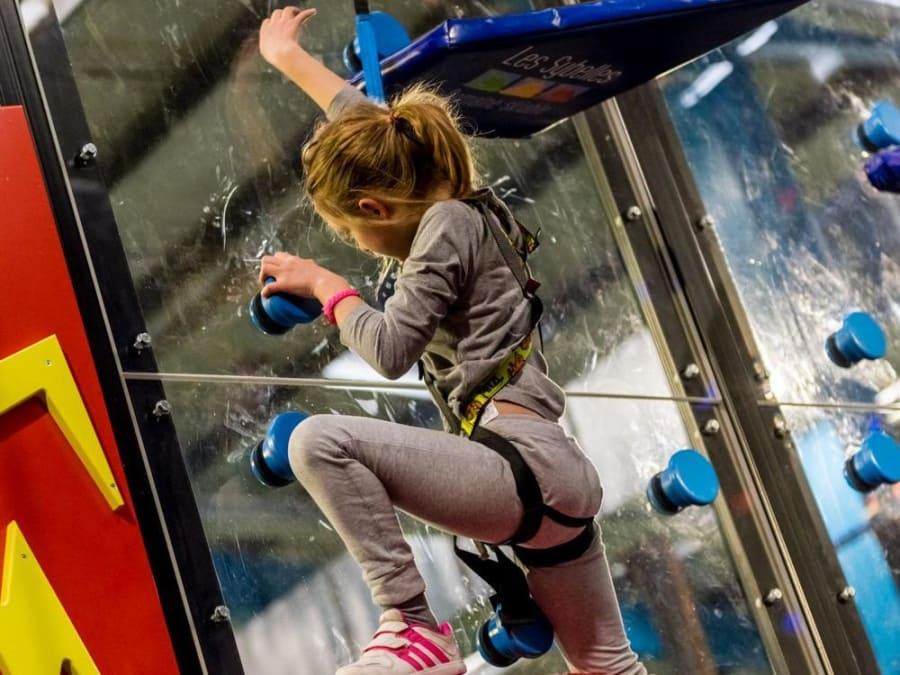 Escalade indoor / Fun climb à Rilleux-la-Pape (69)