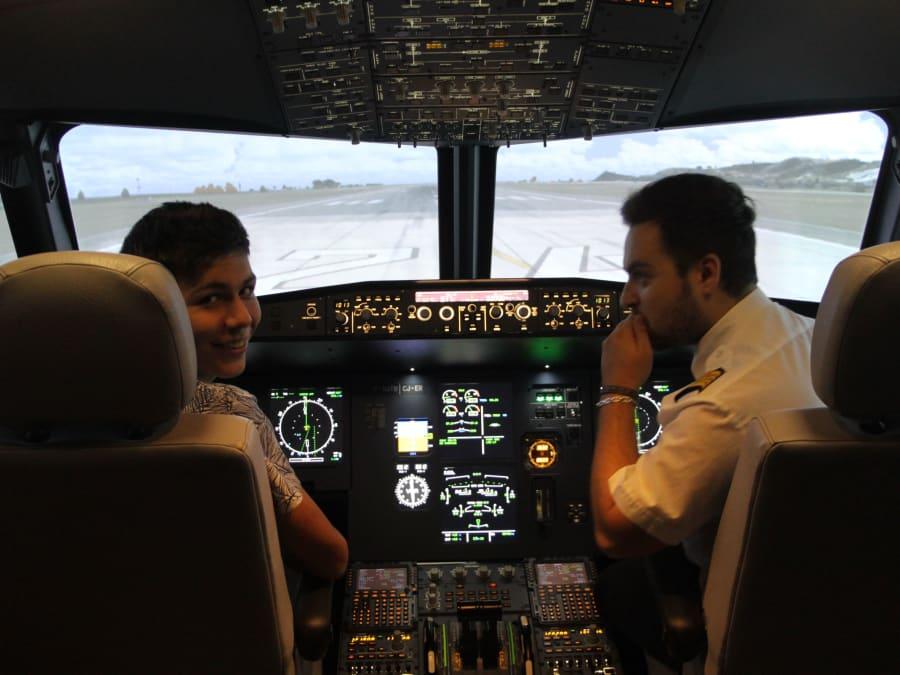 Pilot Camp - Simulateur de pilotage d'avion à Nice