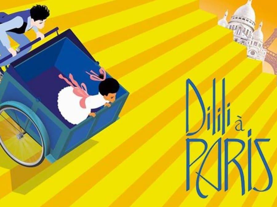"""Anniversaire """"La balade de Dilili"""" 6-15 ans à Paris 9e"""