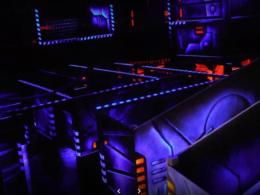 Anniversaire Laser Game 7 16 Ans A Courcouronnes 91 Funbooker