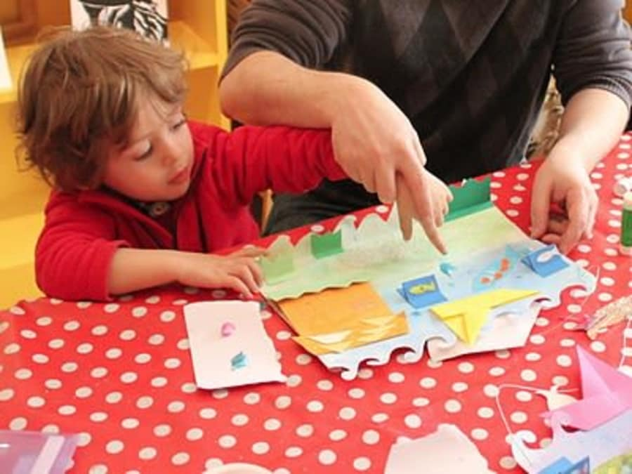 Anniversaire Conte et Création 5-6 ans à domicile