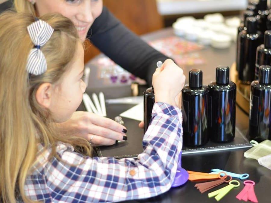 Anniversaire Création de Parfums 4-10 ans à Paris 6ème