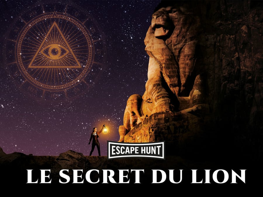"Escape Game ""Le Secret du Lion"" à Belfort (90)"