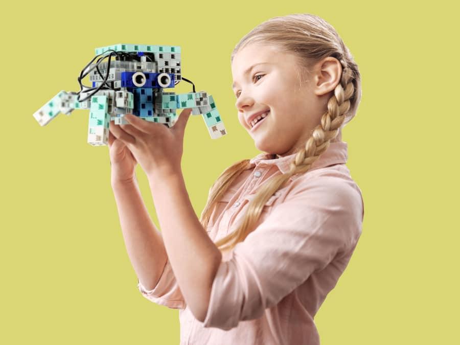Anniversaire Programmation Robotique 8-15 ans à domicile (IDF)