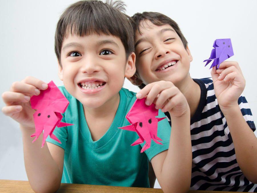 Anniversaire Créatif Origami à domicile (IDF & Haute Normandie)
