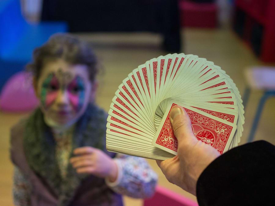 Anniversaire Apprentis Magiciens 3-12 ans à Paris 15ème Sud