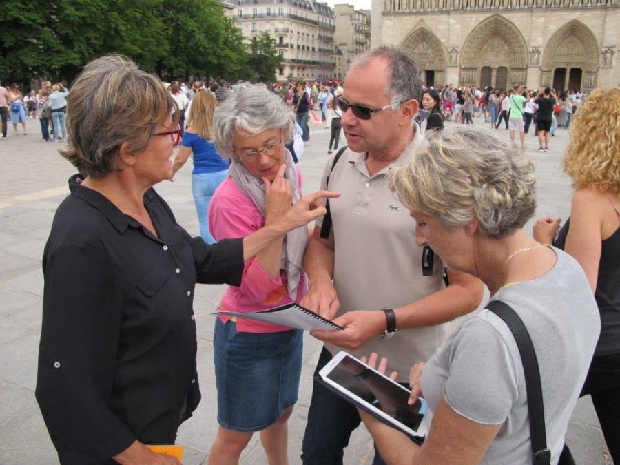 Escape Game : les secrets du marais à Paris 4e