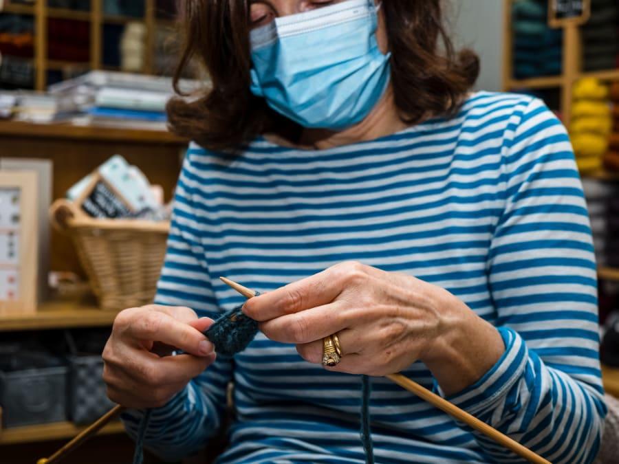 Cours de Tricot et de Crochet à Paris 5ème