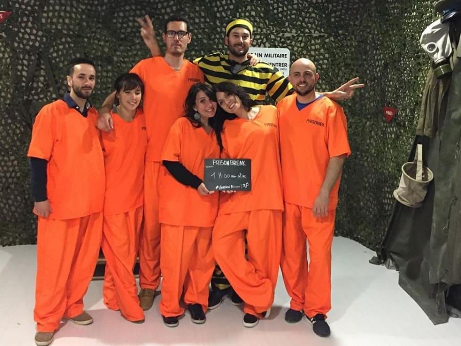 Escape Game Prison Break à Avignon