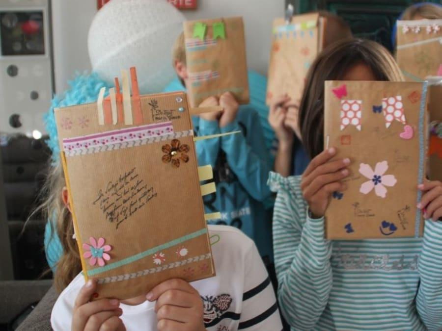 Anniversaire Atelier Créatif DIY 5-12 ans à domicile (13)