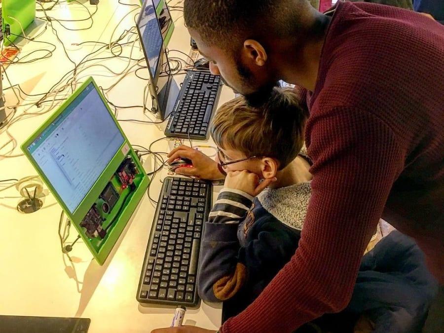 Anniversaire Code & Nouvelles Technologies à Paris 10ème