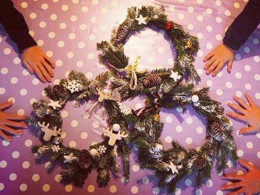 Atelier Créatif de Noël pour enfants