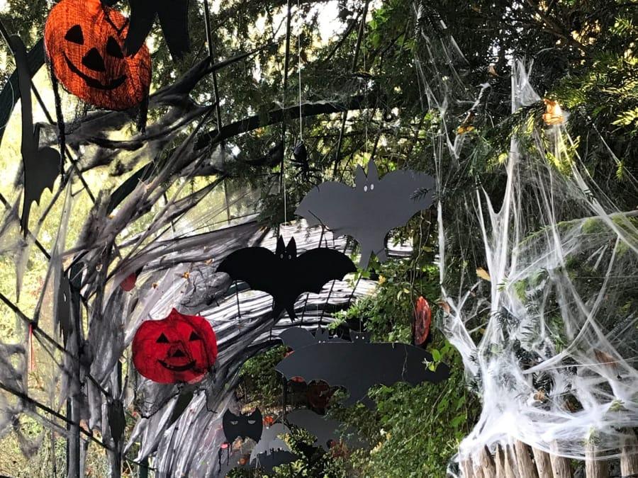 Halloween au Potager des Princes