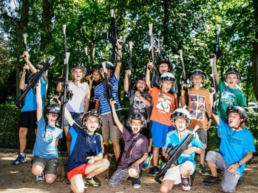 Anniversaire Multi-Sport 10-16 ans à Montereau (77)