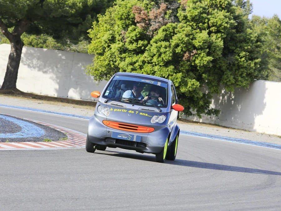 Cours pilotage de voiture pour enfants - Circuit Paul Ricard