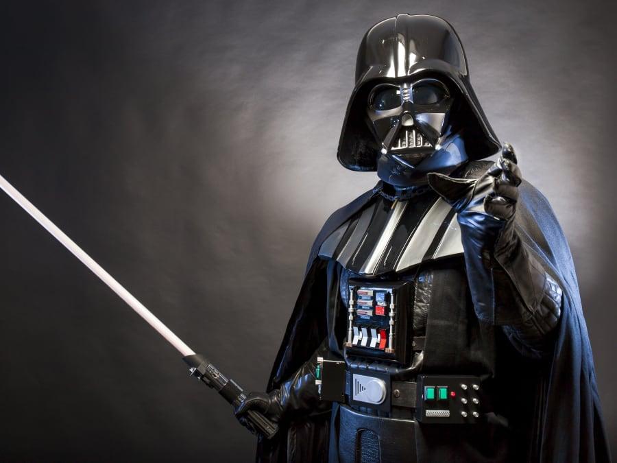 Anniversaire Star Wars pour les 3-6 ans à domicile