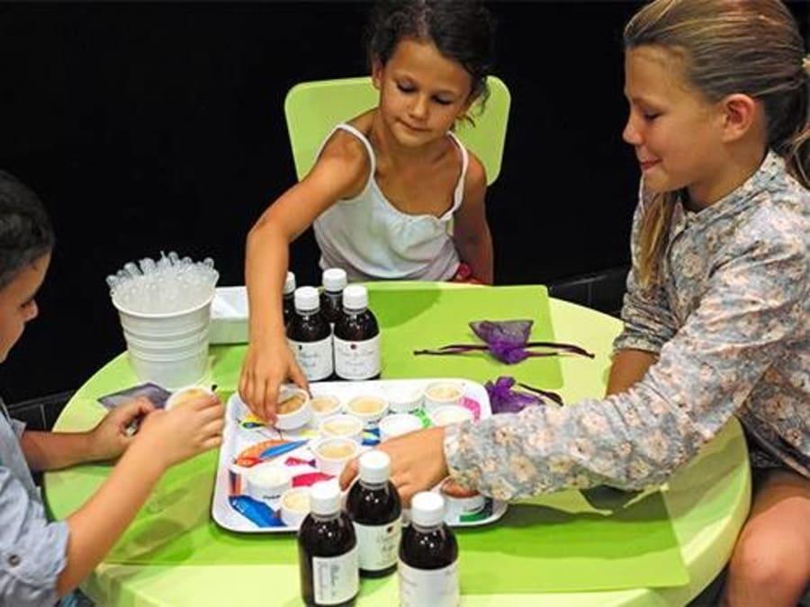 Anniversaire Création de Parfum pour les 4-10 ans à Paris 6ème