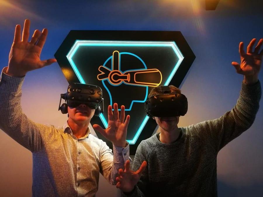 Expérience de Réalité Virtuelle à Melun (77)