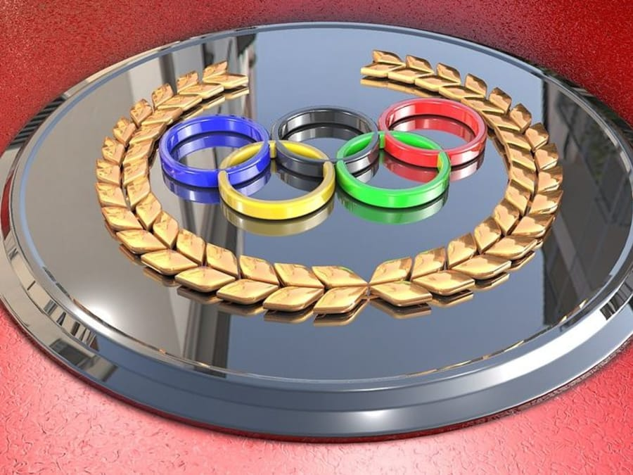 Anniversaire Jeux Olympiques 3-12 ans à domicile