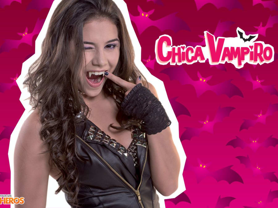 Anniversaire Chica Vampiro (Daisy) 6-9 ans à domicile (IDF)
