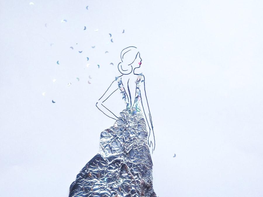 Animation Le Noël des créateurs - atelier stylisme