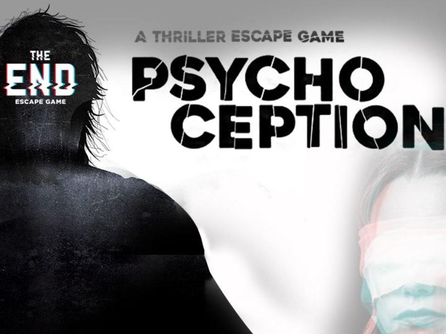 """Team Building Escape Game """"Psychoception"""" à Bordeaux (33)"""
