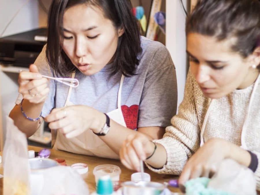 Team Building Création de Cosmétiques en Ile-de-France