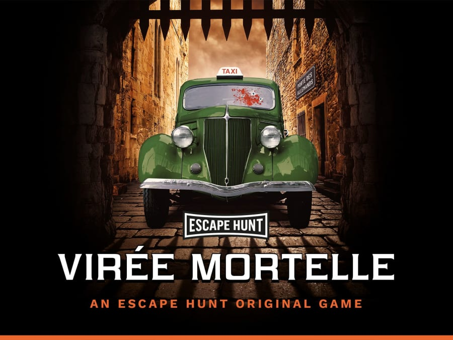 """Escape Game """"Virée Mortelle"""" à Metz (57)"""
