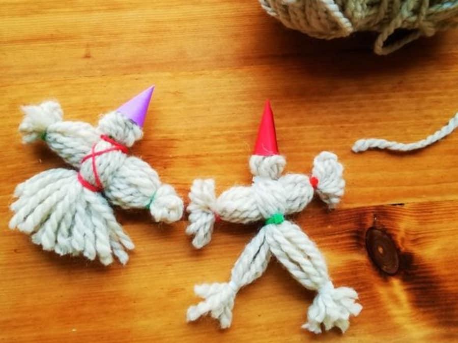 Atelier DIY Parent/Enfant - Création de décos de Noël