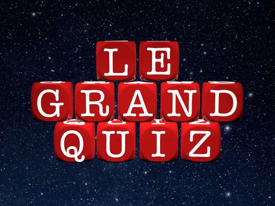 Animation Grand Quiz en ligne
