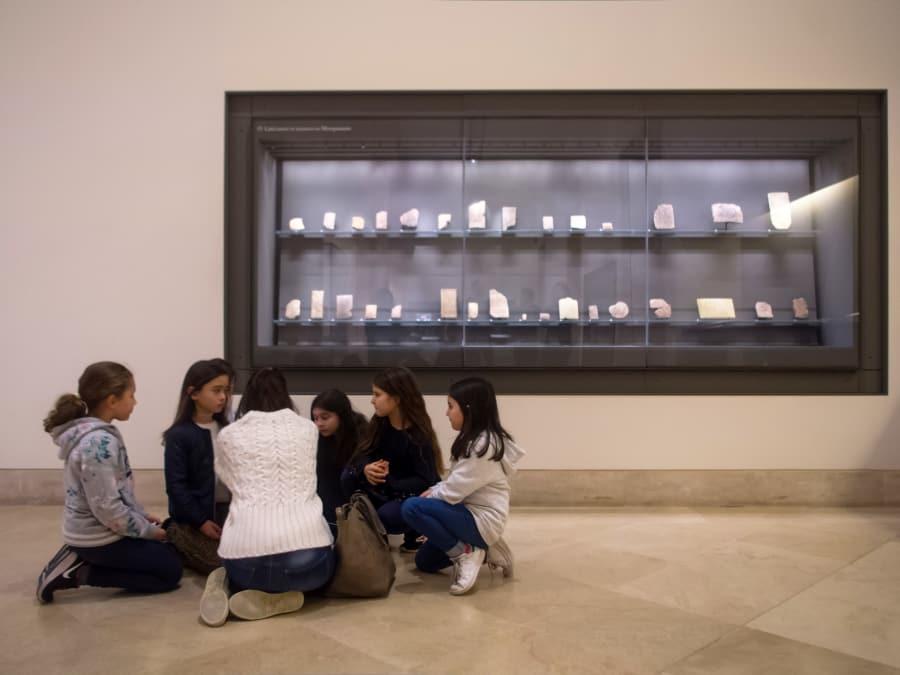 Anniversaire Énigmes au Musée du Louvre 7-12 ans