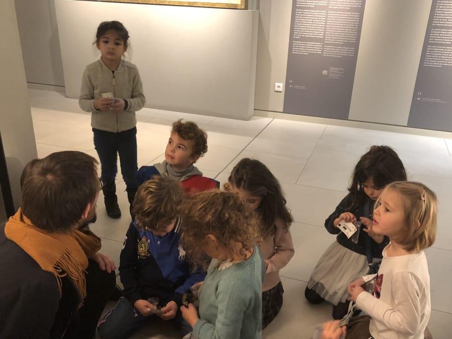 Anniversaire Énigmes au Musée Cluny 4-6 ans (Paris 5ème)