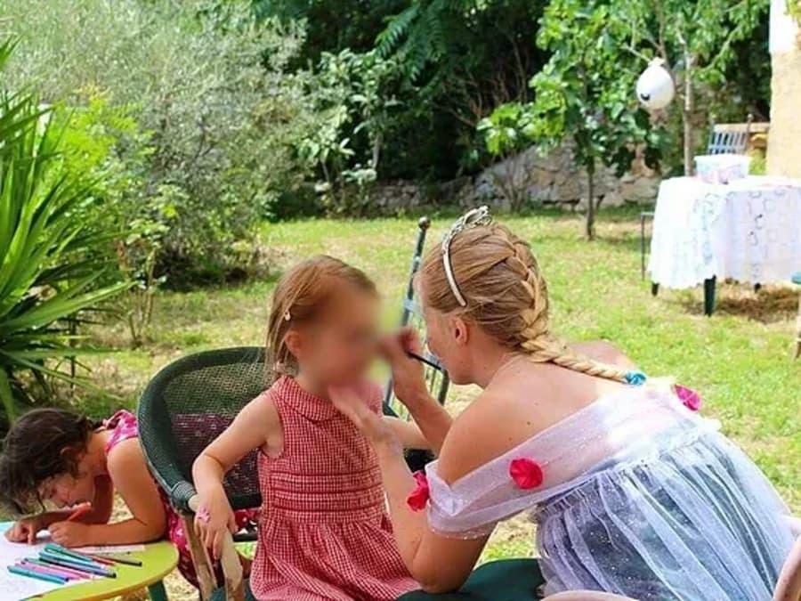 Anniversaire Princesses 3-12 ans à domicile (33 & 24)
