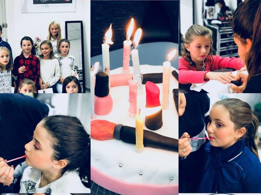 Anniversaire Beauté 7-12 ans dans un institut privatisé à Lyon