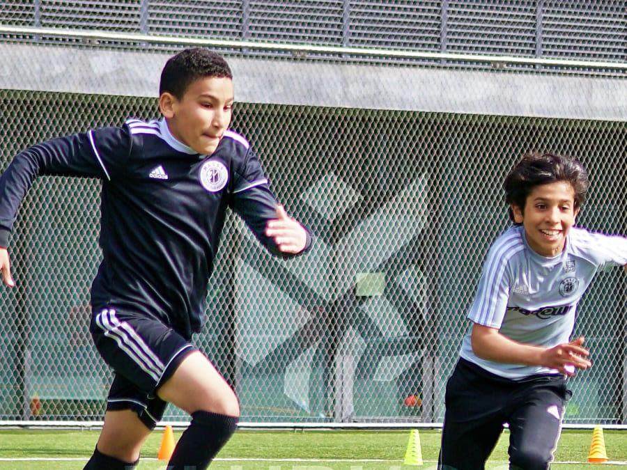 Anniversaire 100% Football 7-16 ans à Nanterre (92)