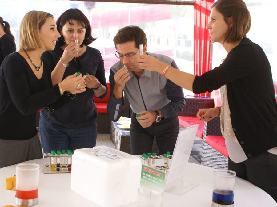 Team Building Atelier de Cuisine Moléculaire