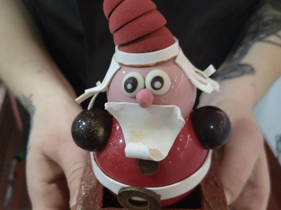 Atelier chocolat artistique en plein cœur de Toulouse