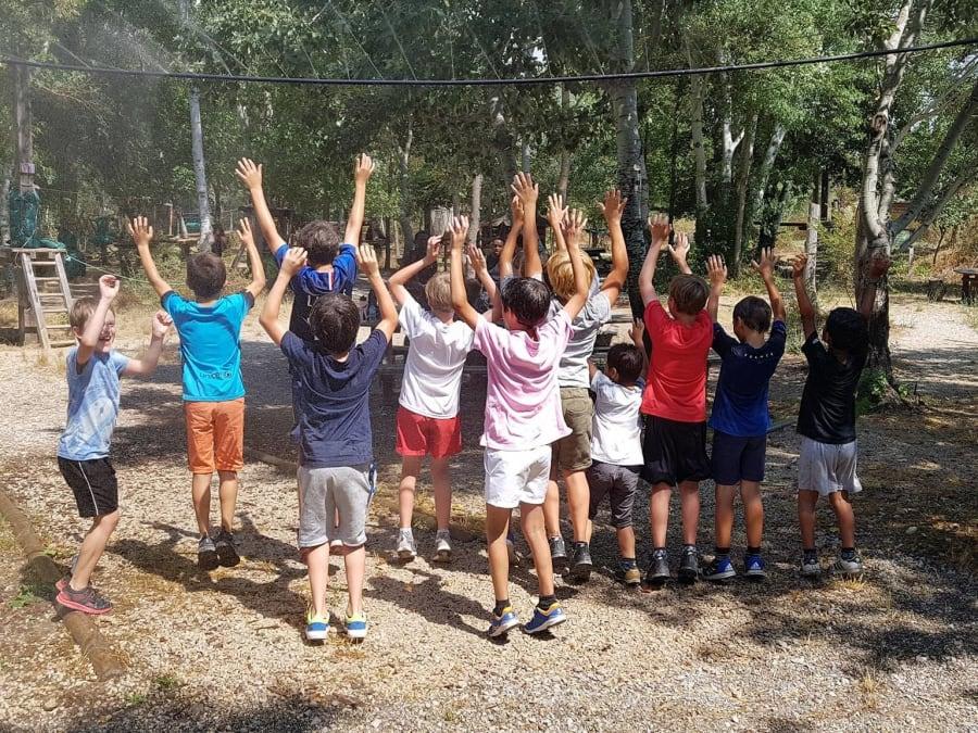 Anniversaire Accrobranche 3-12 ans à Aix-en-Provence (13)